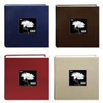 Pioneer fabric covered 4x6 photo album in colors style DA-200CBFE at Frame It Waban Gallery