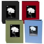 Pioneer fabric covered 5x7 photo album in colors style DA-257CBF at Frame It Waban Gallery