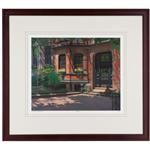 framed artwork 173 marlborough st by ed stitt