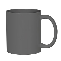 Ceramic mug, 11 oz. Heat-changing