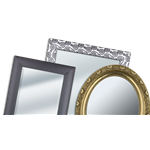 Beautifully framed mirrors - Frame It Waban Gallery