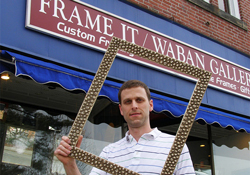 Why Frame With Us?