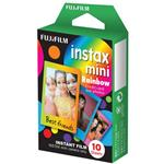Fujifilm Instax Mini Rainbow Instant Film - 10 pack
