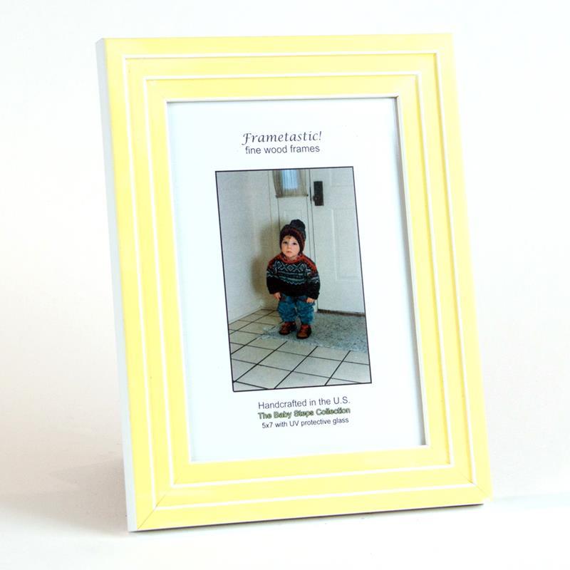 Frame It Waban Gallery Frametastic 8x10 Baby Steps Sunshine
