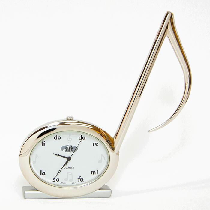 Sanis Musical Note Desk Clock Ck453