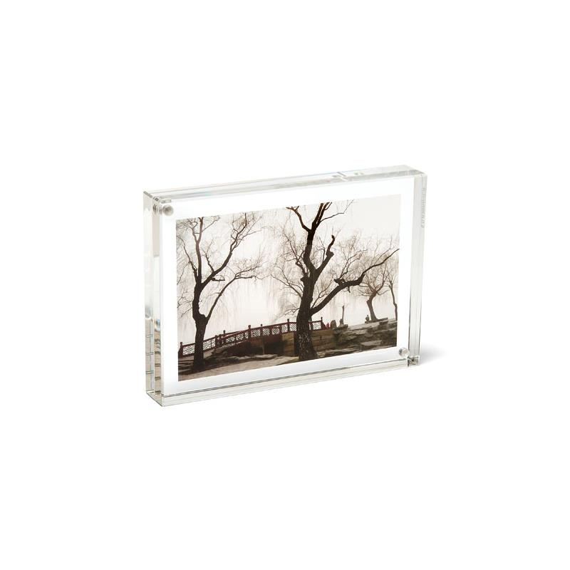Canetti 6x8 Clear Acrylic Magnet Ready Made Frame Style Lc306