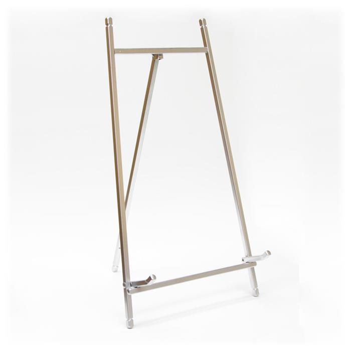 Bards 12 inch tall silver easel frame holder style 937s | Frame It ...