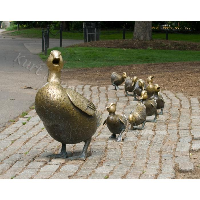 Make way for ducklings photograph by Kurt Neumann | Frame It Waban Gallery