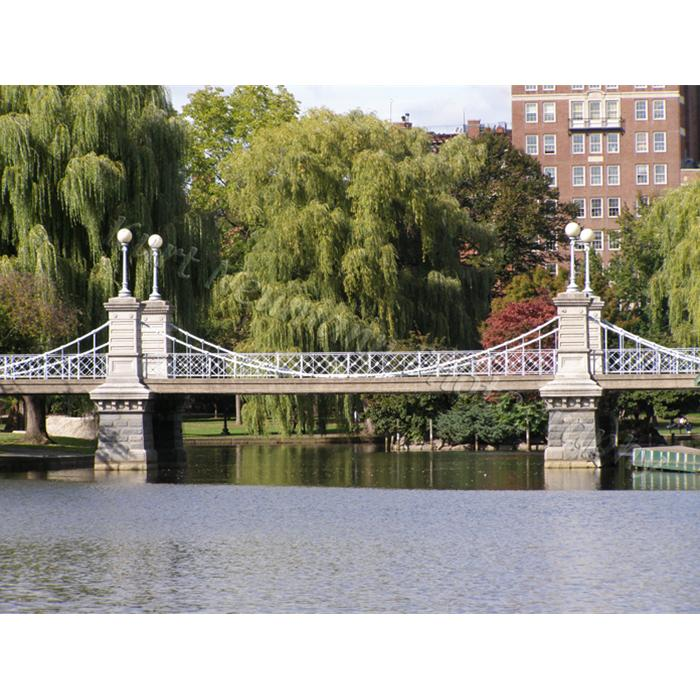 Boston public gardens - 1 photo by Kurt Neumann | Frame It Waban Gallery