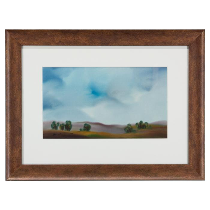 framed artwork Landscape Image
