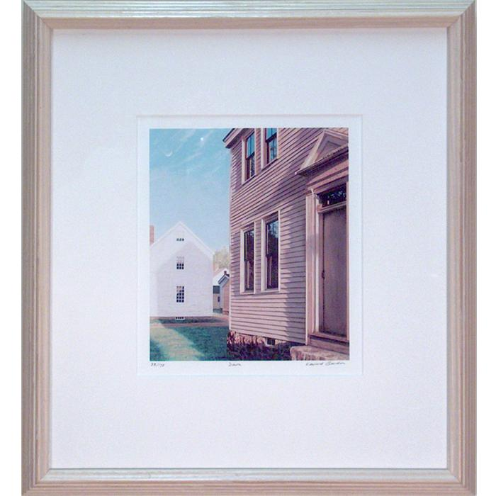 framed artwork Dawn by Edward Gordon
