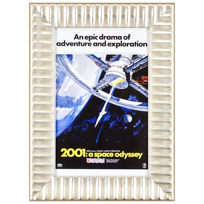 2001: A Space Odyssey 11x17 inch Framed Movie Poster | Frame It/ Waban Gallery